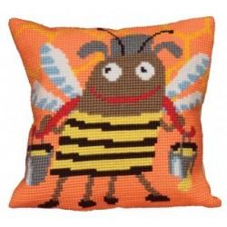 Гоблен възглавница 5035 Пчеличка