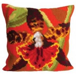 Гоблен възглавница 5008 Орхидея