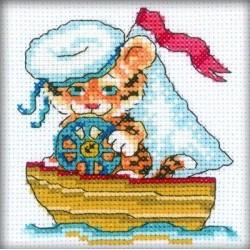 Гоблен RTO H197 Морски вълк