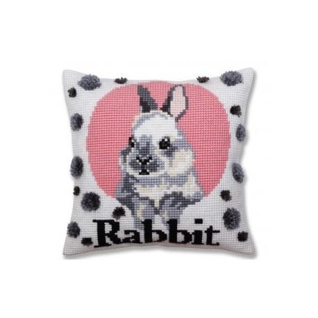 Гоблен възглавница 5381 Зайче