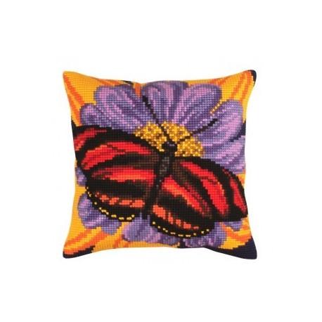 Гоблен възглавница 5307 Пеперуда