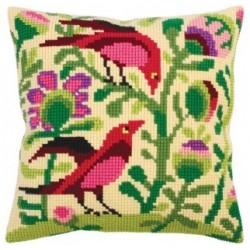 Гоблен възглавница 5296 Райски птици